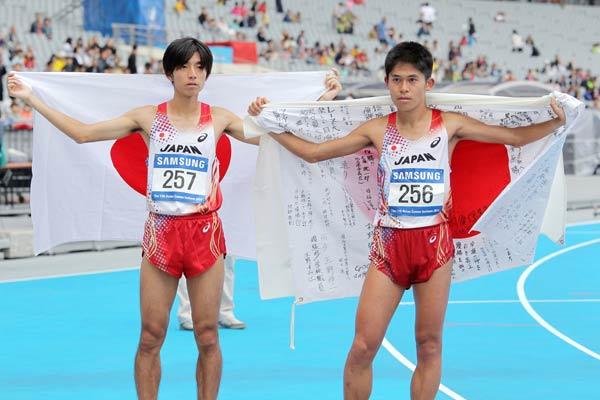 仁川アジア大会・男子マラソンで...