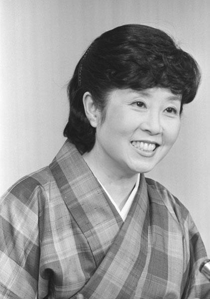 女優・森光子さん 写真特集
