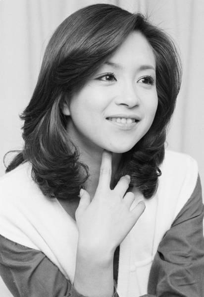 女優・坂口良子さん 写真特集