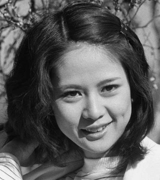 映画「愛と誠」(1974年)のヒロ...
