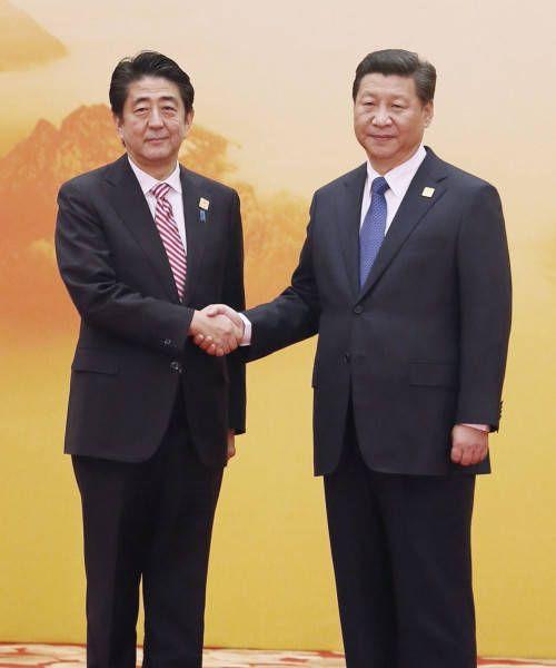 アジア太平洋経済協力会議(APEC)首脳会議を前…:中国・習近平氏 ...