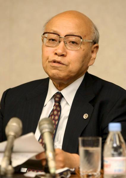 中坊公平さん 日本弁護士連合会会長、整理回収機構(…:追悼2013 写真 ...