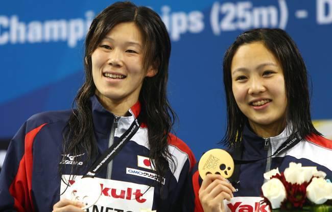 競泳の世界短水路選手権・女子20...