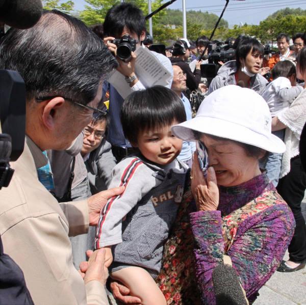 東日本大震災 計画避難 写真特集