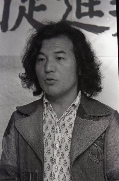 俳優の愛川欽也さん=1974年6月撮影:愛川欽也さん 写真特集 ...