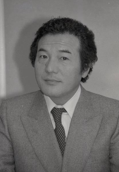 俳優の愛川欽也さん=1978年撮影:愛川欽也さん 写真特集:時事 ...