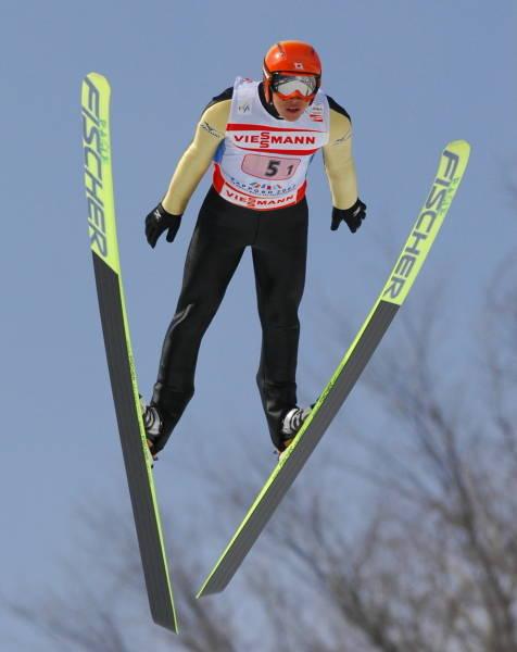 ノルディックスキー世界選手権…...