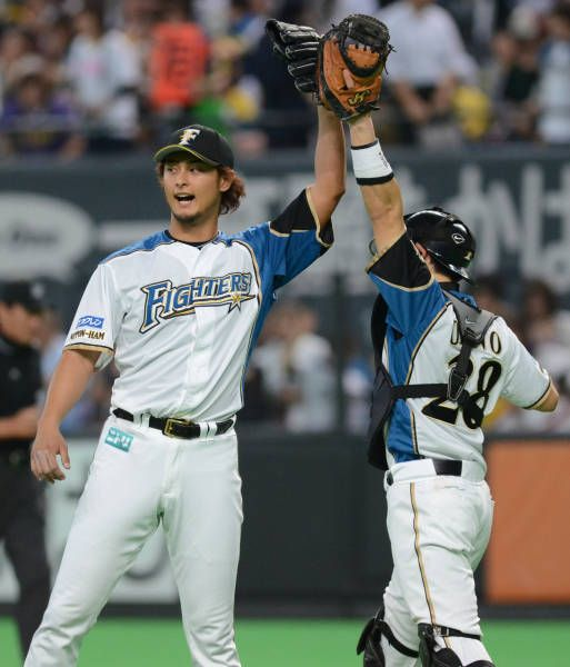 阪神打線を完封し、大野奨太捕手...