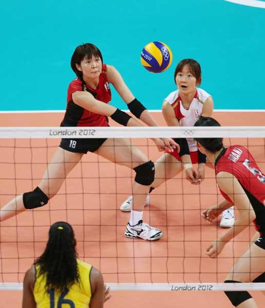 日本 代表 バレー 女子