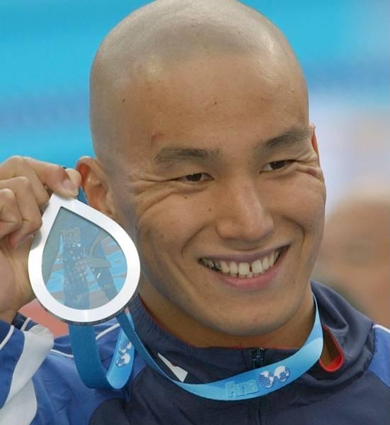 2005年世界水泳選手権の競泳男子...