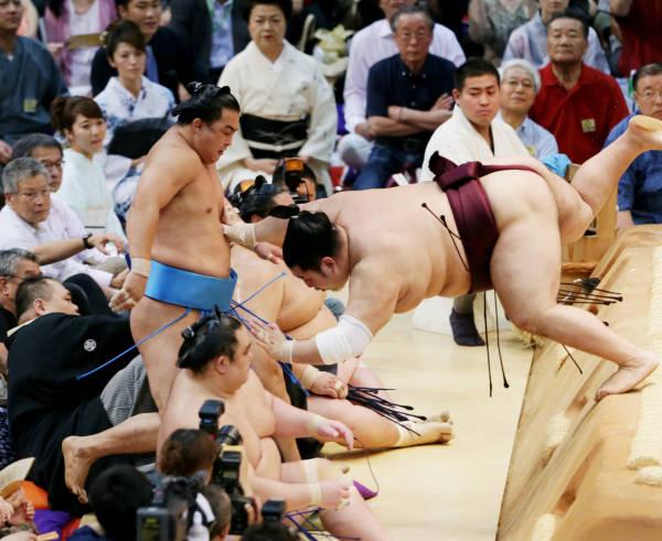 大相撲の八百長をめぐる裁判で、解雇無効の判…:中国出身力士 蒼国来 ...