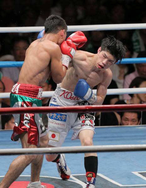 世界ボクシング機構(WBO)ミニ...