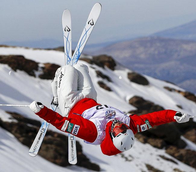 フリースタイルスキー世界選手…...