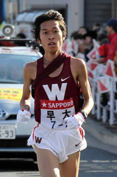 区 駅伝 早稲田 2011 5 年 箱根