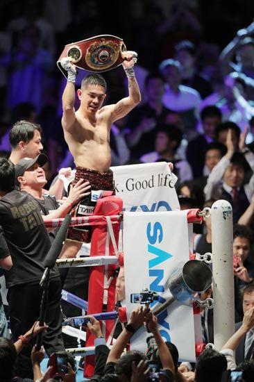 ボクシング 井岡一翔と叔父、弘...