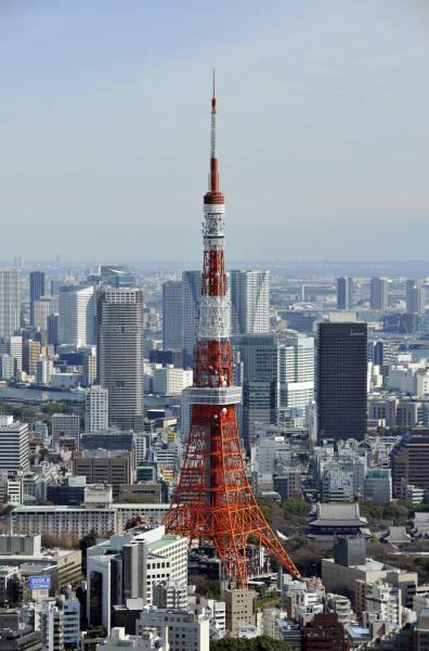 建設 死者 タワー 東京