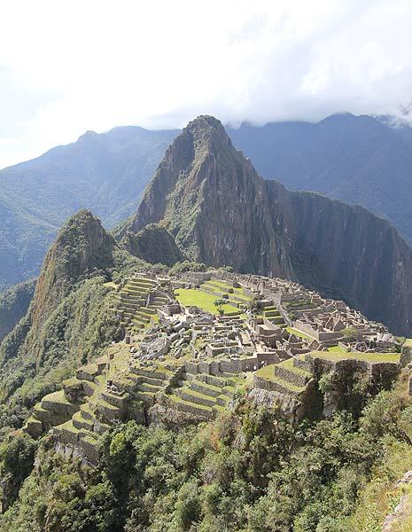 インカの失われた都市、神秘の遺跡「マチュピチュ」 特集