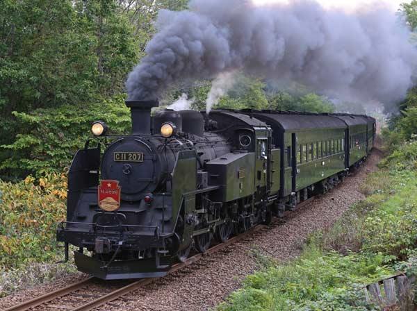 機関車のかっこいい高画質画像