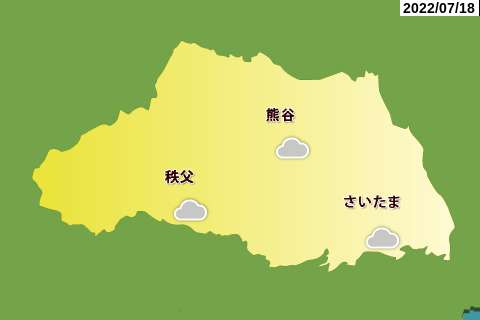 埼玉 県 の 天気 予報