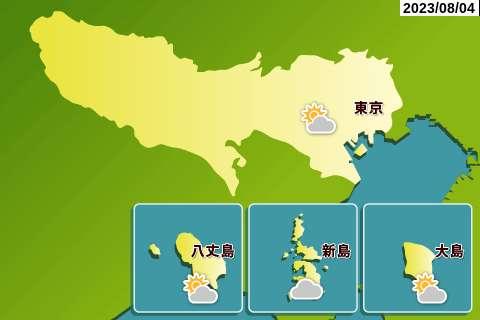 天気 八丈島