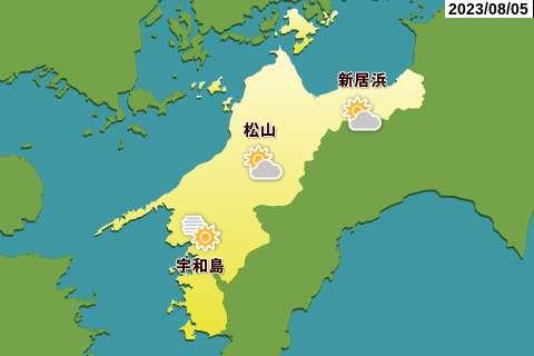 松山 天気 予報