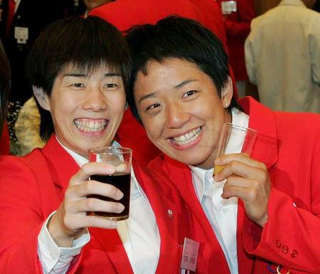 浜口京子「ありがとう」=吉田と共に五輪戦った盟友:時事ドットコム
