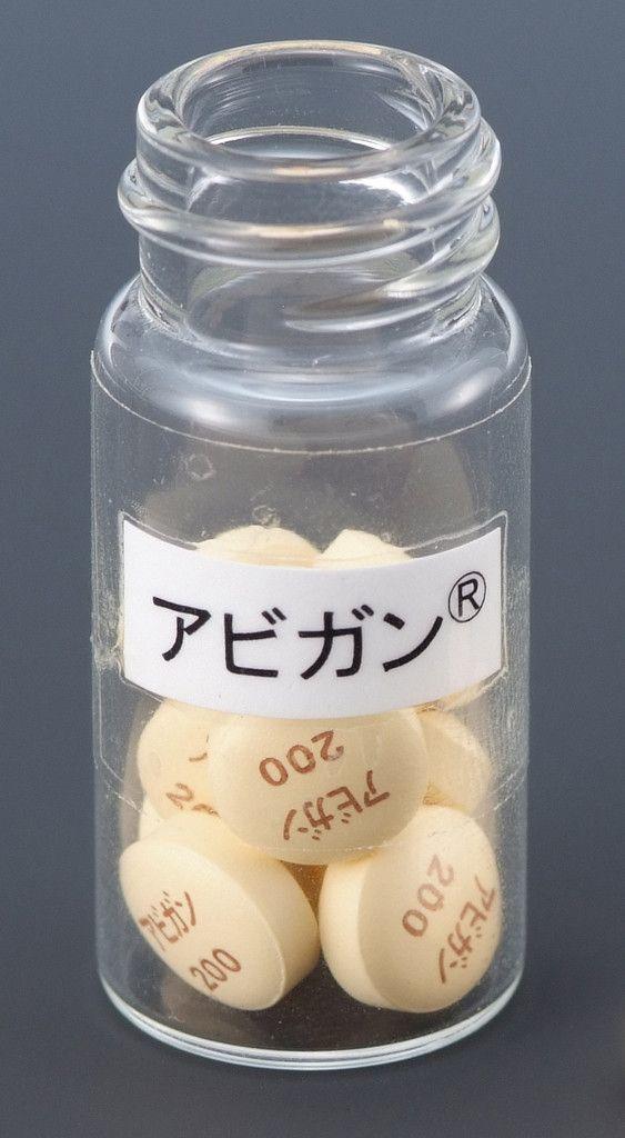 フイルム 株価 アビガン 富士