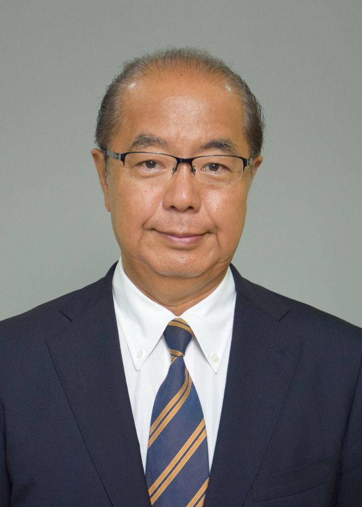 新田八朗氏