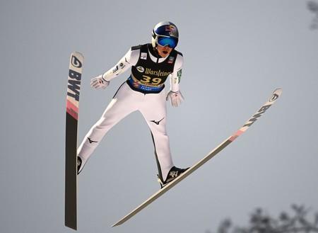 ジャンプ スキー
