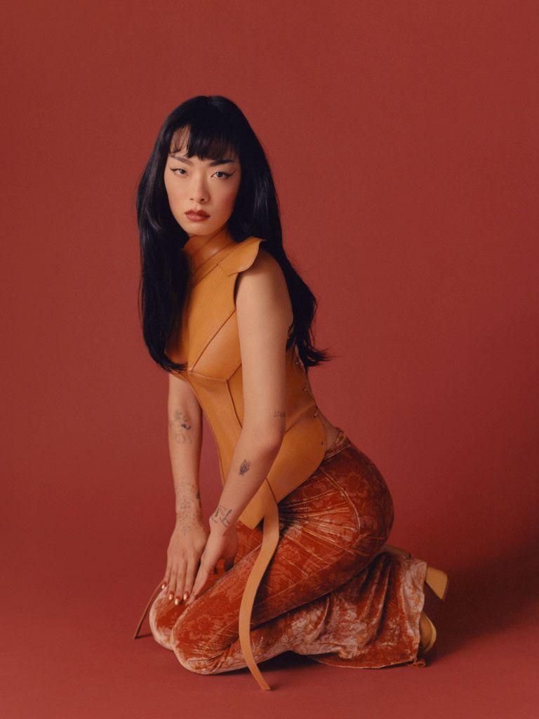 英国で活動する日本人歌手リナ・サワヤマさん(Greg Lin Jiajie氏提供)