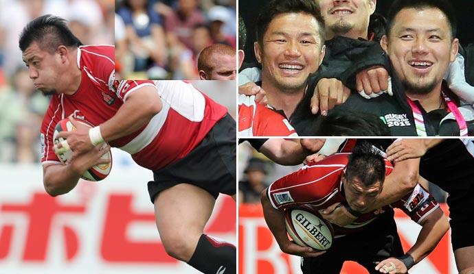 ラグビーW杯2015 日本代表 湯原 ...