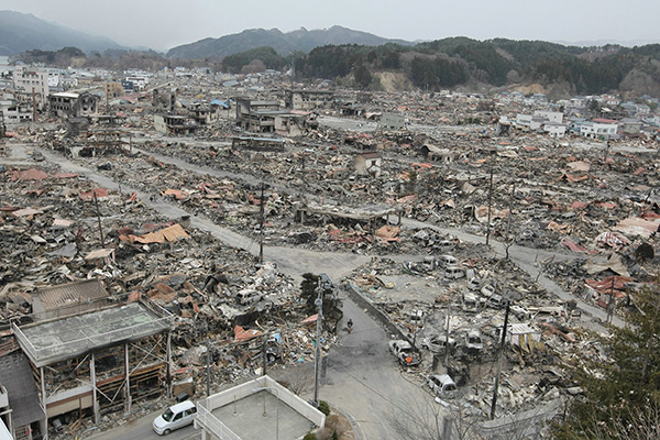 東日本大震災 ~被災地、その時と今~:時事ドットコム